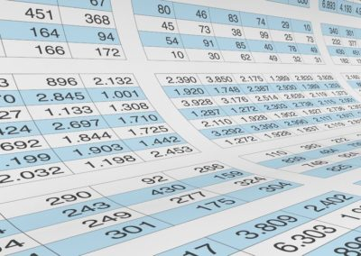 Budgeting for Disaster Recovery
