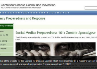 Bring it Zombies! Our Disaster Recovery Plan is Ready