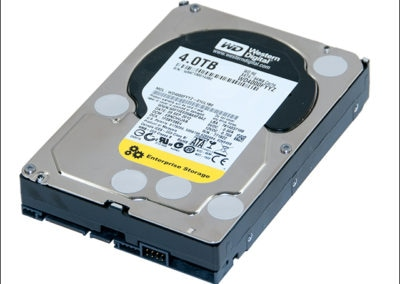 Why Do Disk Drives Fail