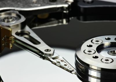 What Causes Disk Drive Failure