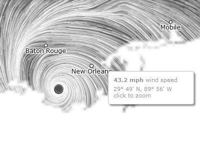 Hurricane Isaac Update