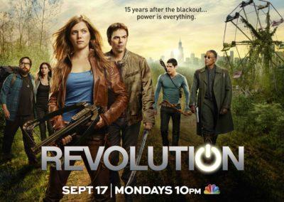 NBC's Revolution Review