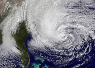 What went wrong in the days before Super Storm Sandy?