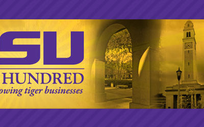 Global Data Vault named to LSU 100