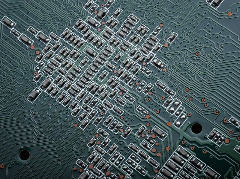 12413919 - circuit board background