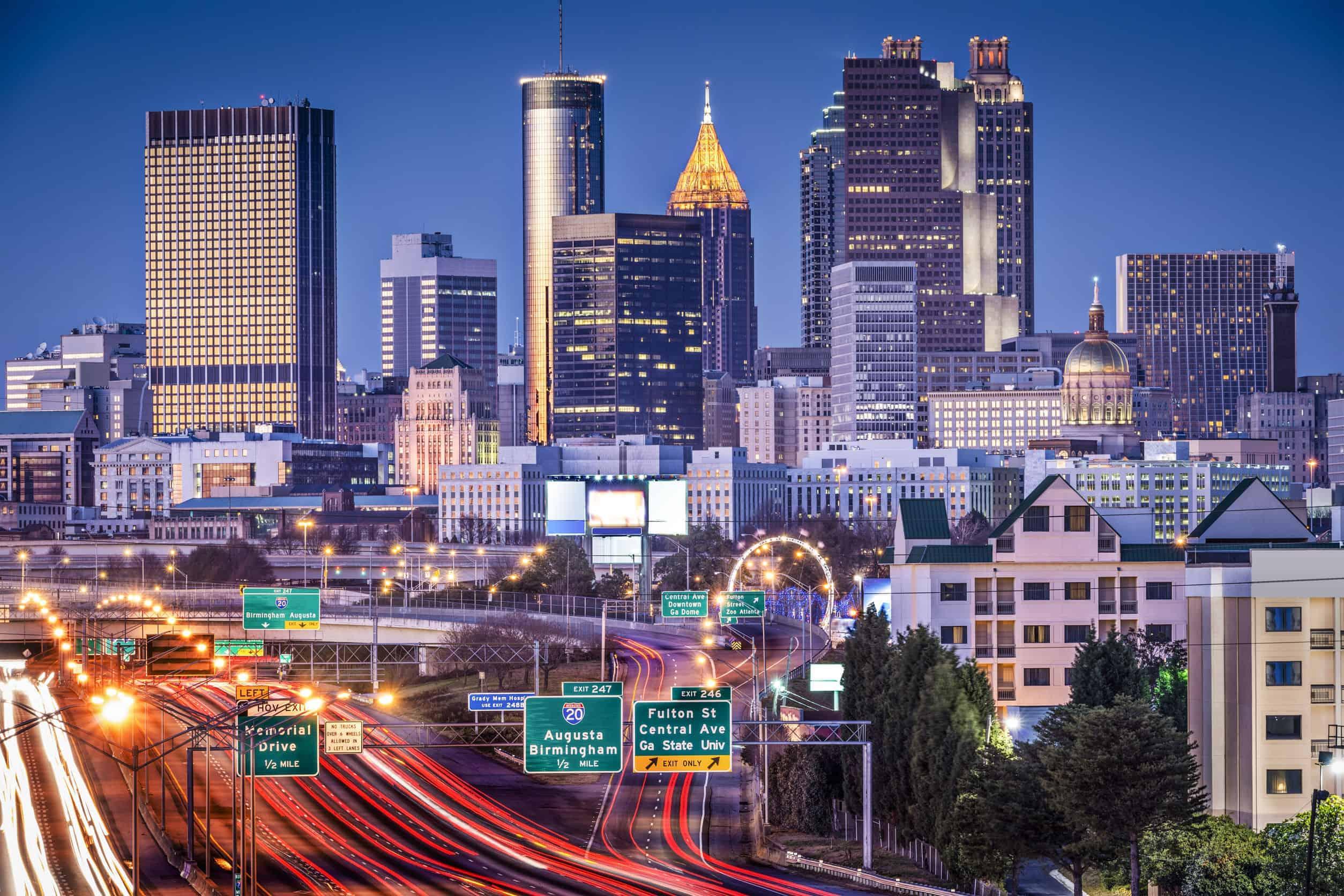 Atlanta ransomware attack