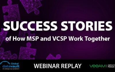 MSPs + GDV = Success