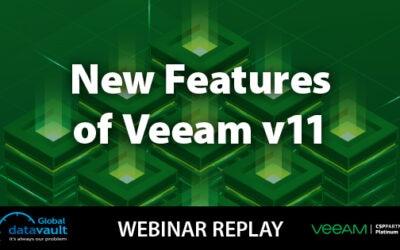 Veeam Backup & Replication v11 Webinar