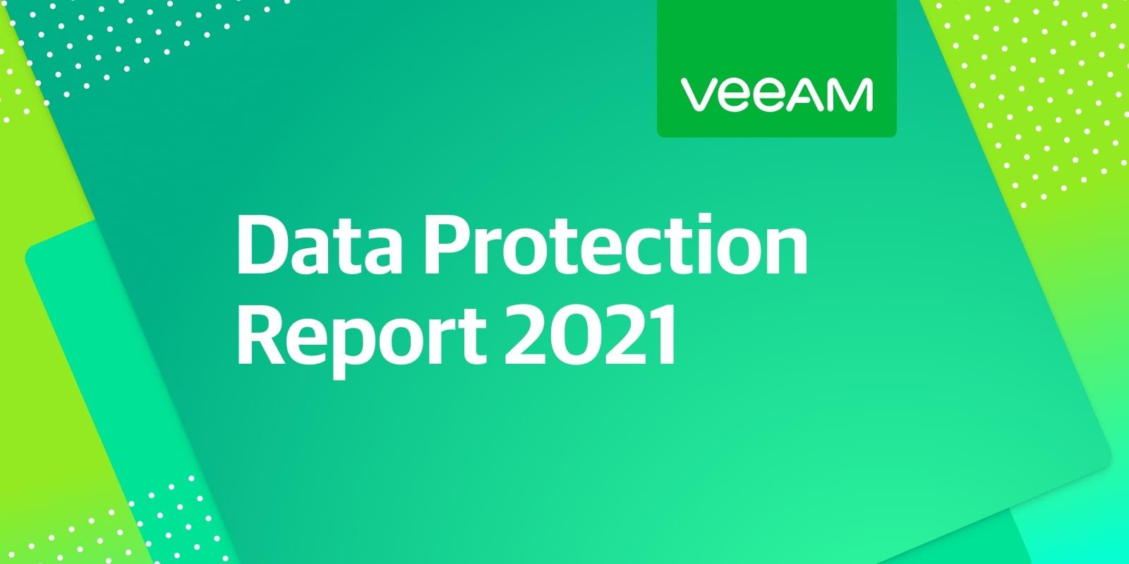 Veeam Data Protection Report