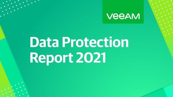 Veeam Data Protection Report 2021